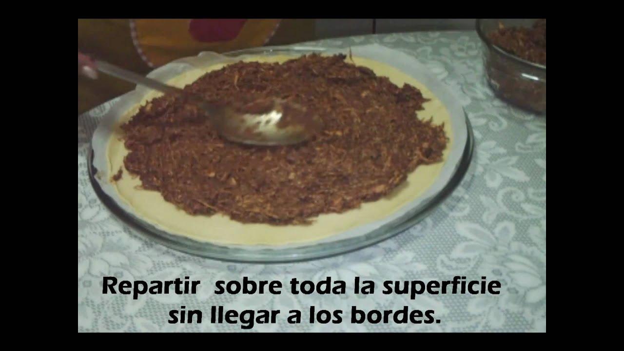 """Especial """"Fiestas Patrias"""": Empanada De Mole Con Pollo"""