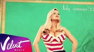 Смотреть клип Анна Семенович - Июльское Лето