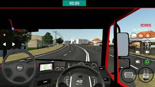 IDBS truck trailer Android Gameplay