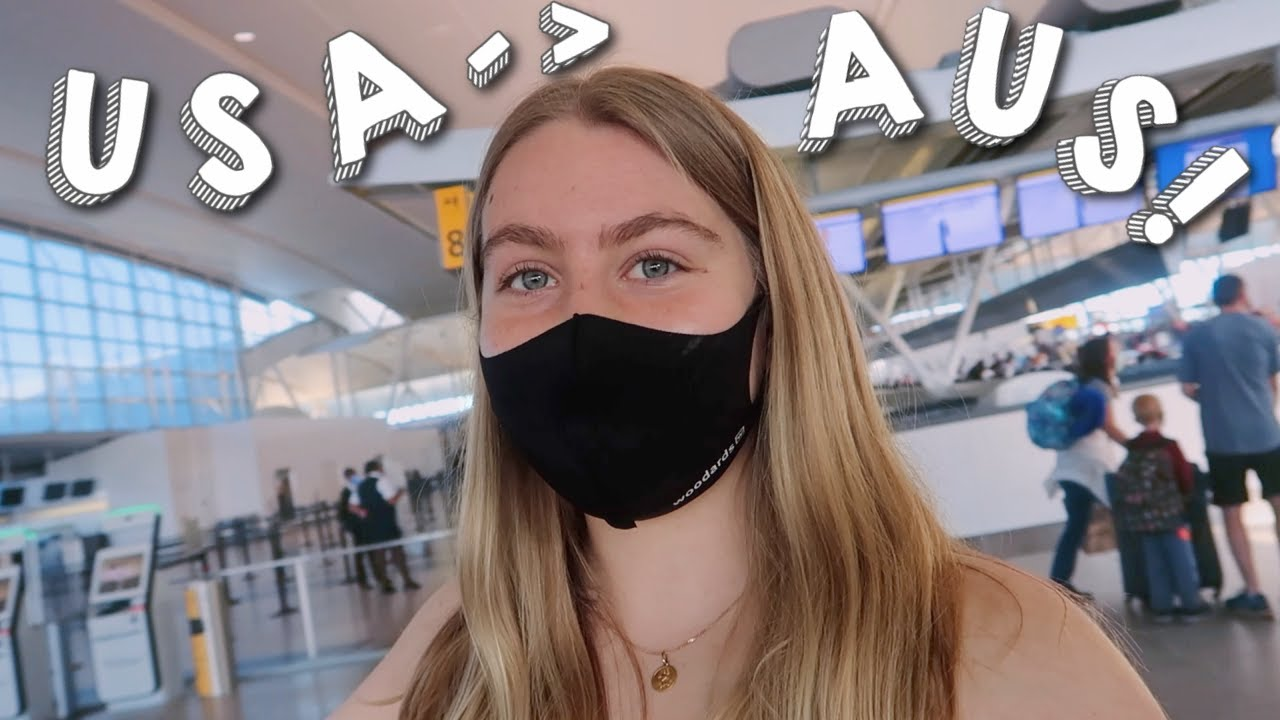 LEAVING YALE!! FLYING HOME TO PERTH, AUSTRALIA   goodbye Yale, flying back home: a travel vlog