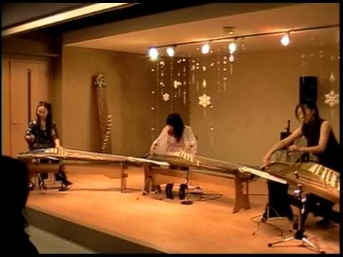 大平光美☆CHAOS〜白鳥の湖☆Japanese KOTO 琴三重奏