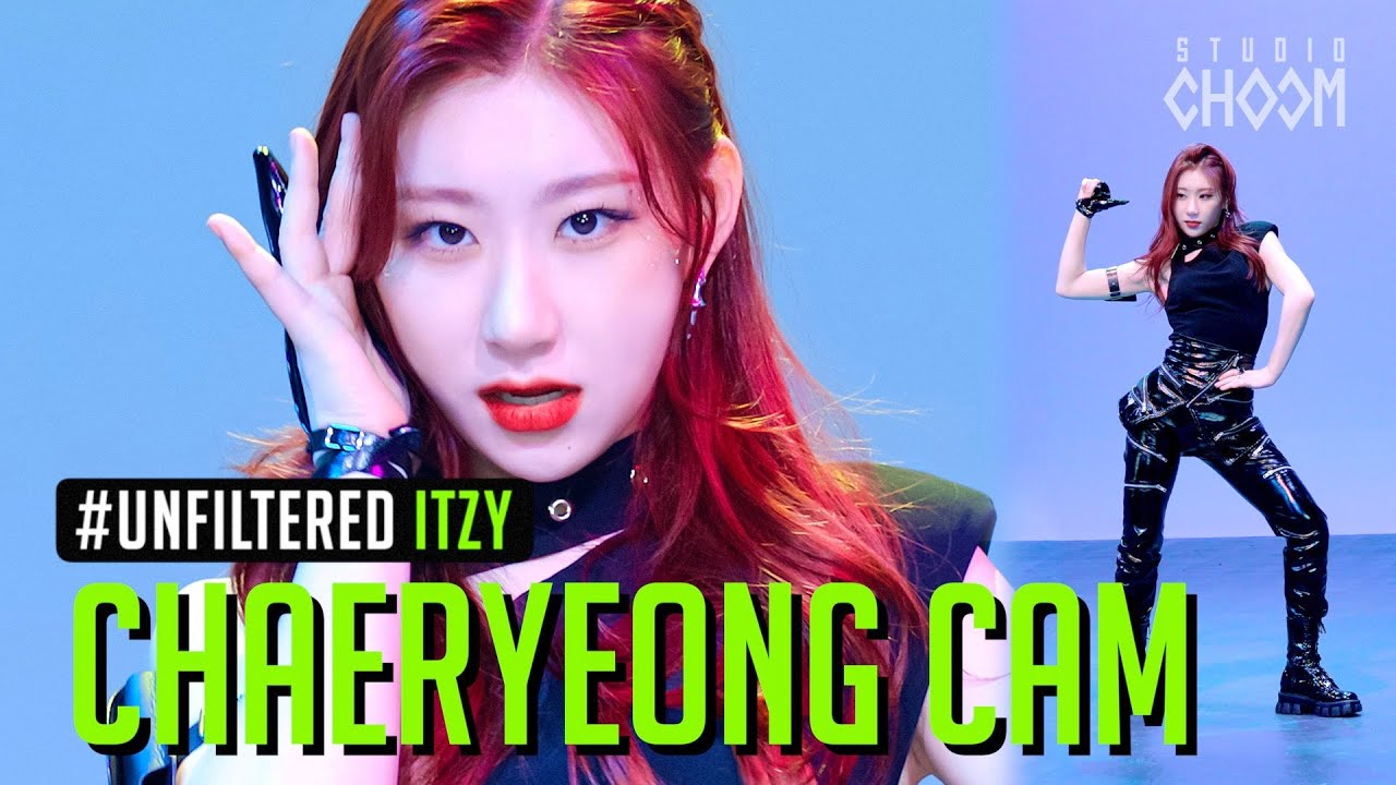 [UNFILTERED CAM] ITZY CHAERYEONG(채령) '마.피.아. In the morning' | BE ORIGINAL