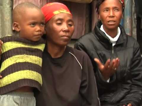 HIV-AIDS, TB Rampant in South Africa's Eastern Cape Province