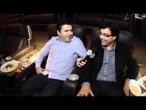 Cinema VIP (Programa Em Alta 02/04/12)