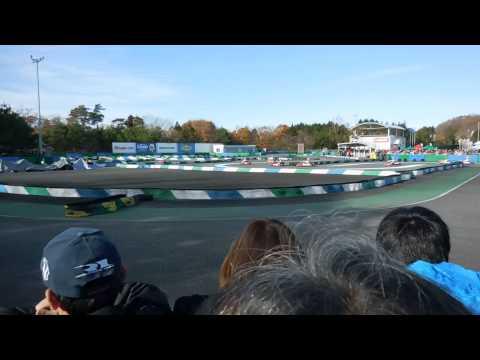 画像: HONDA Racing ThanksDay カート大会 youtu.be