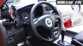 Mirage Fix 15 | EVO 4 MOMO Steering Wheel