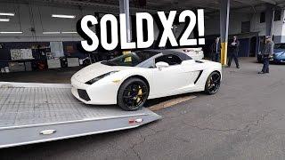 Sold the Lamborghini & Ferrari!!