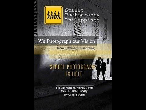 Street Photography Philippines SM City Marikina May 2015 Exhibit