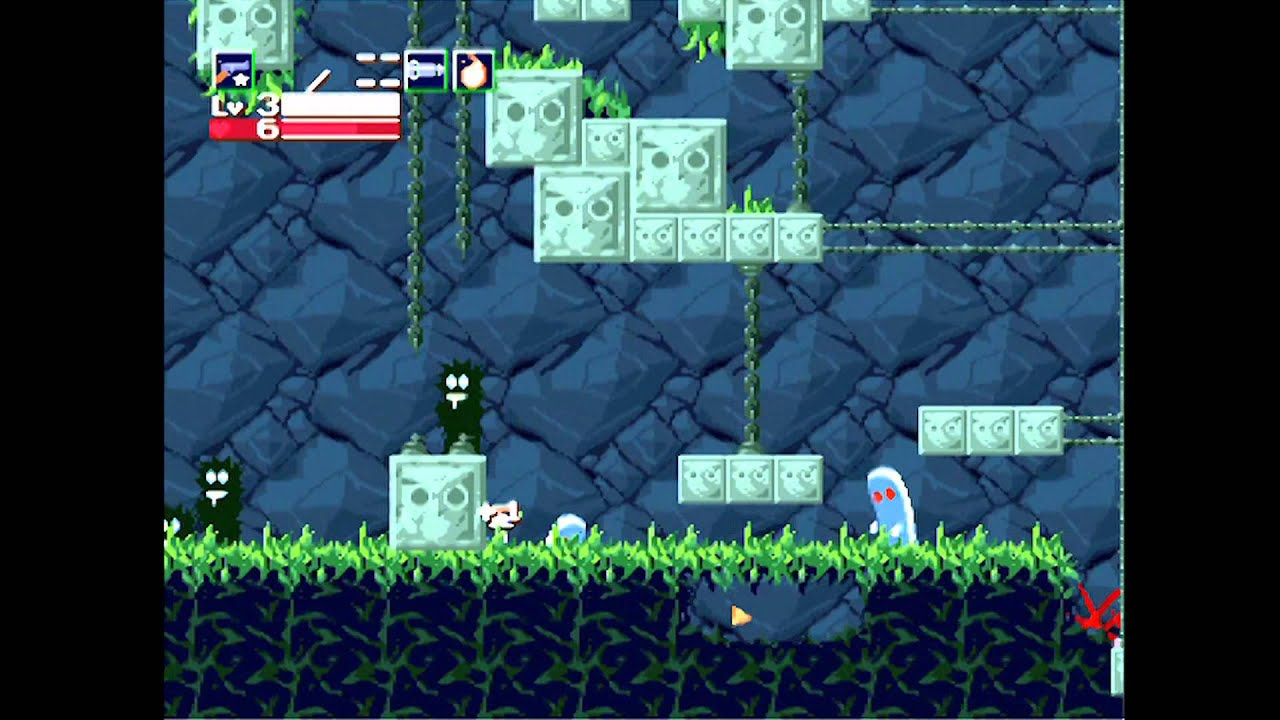 Cgroverboard Cave Story For Pc Video Game Review Youtube