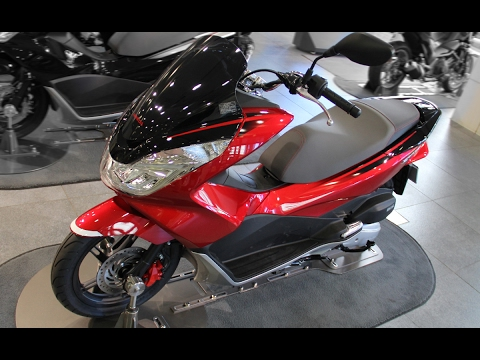 honda pcx 125 2017 youtube. Black Bedroom Furniture Sets. Home Design Ideas