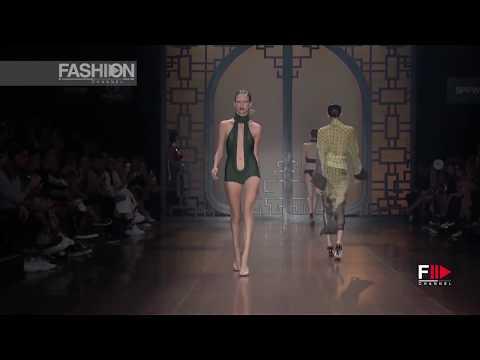 ADRIANA DEGREAS Full Show Summer 2017 Sao Paulo -  Fashion Channel