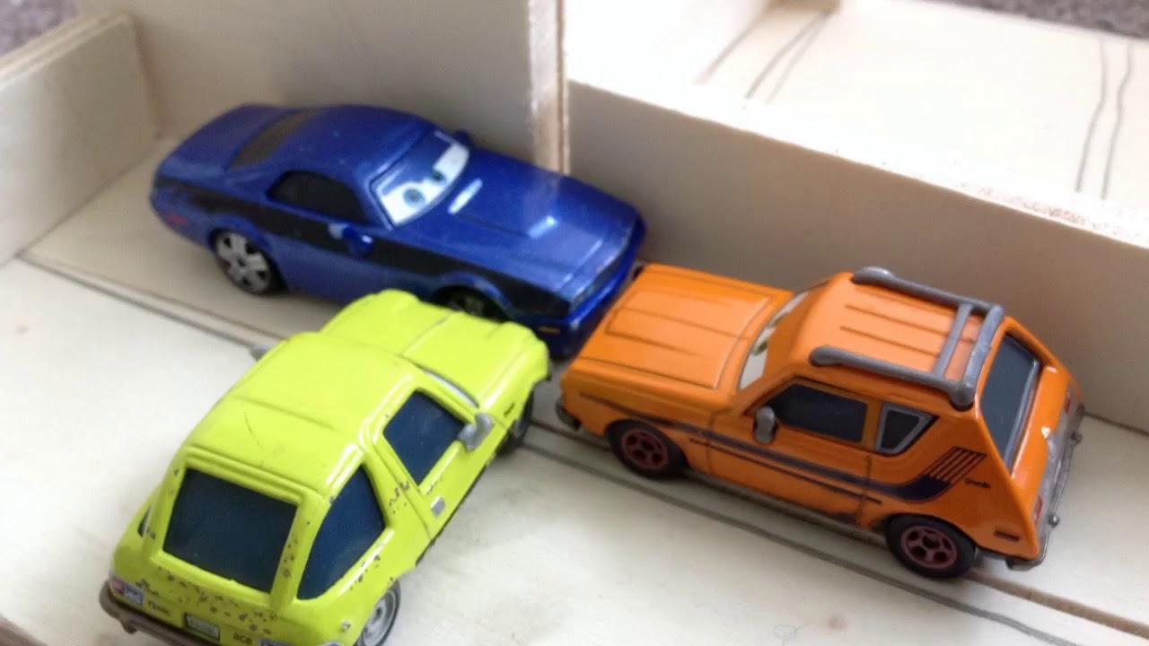 Cars 2 Bathroom