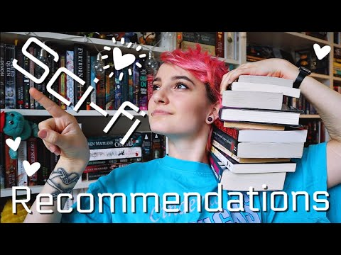 Adult Sci-fi Book Recommendations