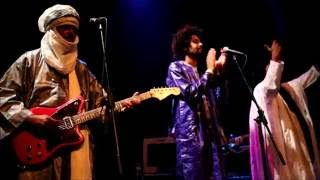 Tinariwen - Warnila Wartila & Chaghaybou, live in Norwich