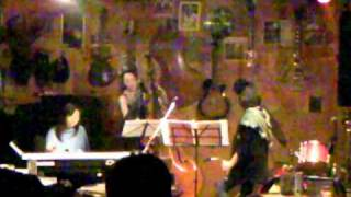 2009.10.24.poco a little live at Allan poohsan Vo.林聡子 Key.竹本...