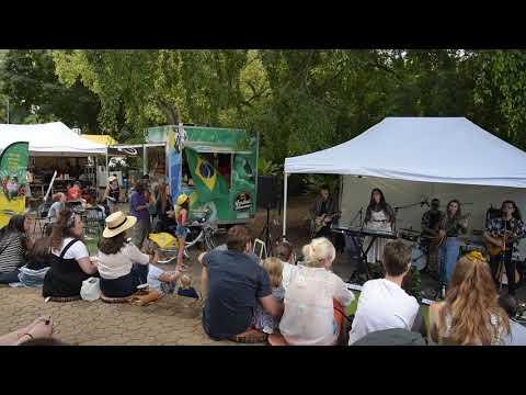 Sweet Life ~ The Fergies, Botanic Gardens 21 april 2019