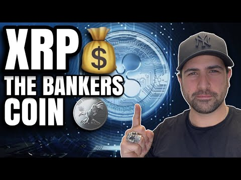 Ripple (XRP) Is The Crypto For Banks!