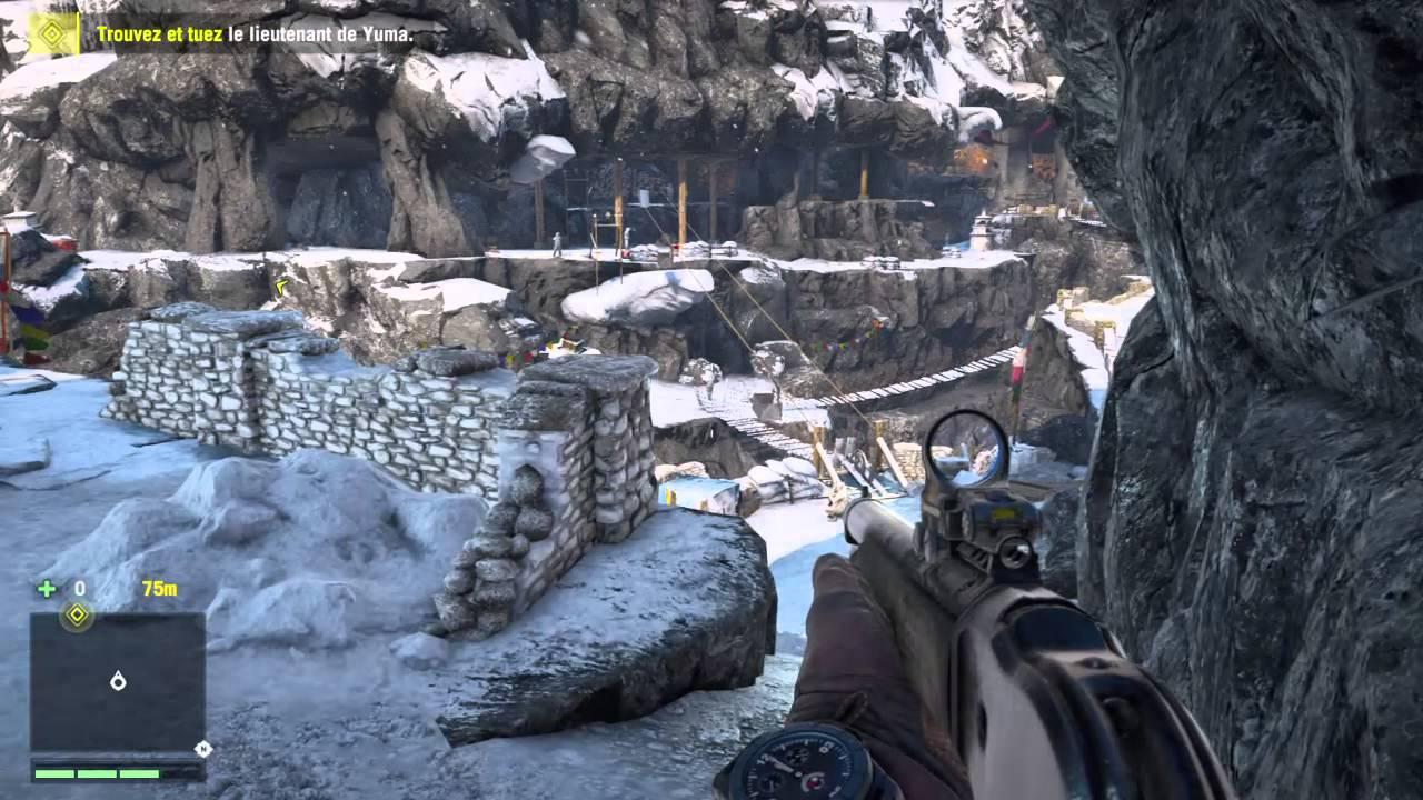 Far Cry® 4 Tuer Des Lieutenants De Yuma Dans L'Himalaya