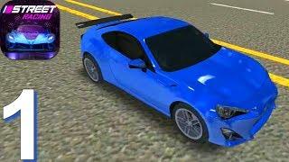 Street Racing HD - Gameplay Walkthrough Part 1 (Android, iOS Gameplay) screenshot 3