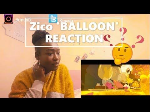 Download 지코 ZICO - Balloon REACTION Mp4 baru
