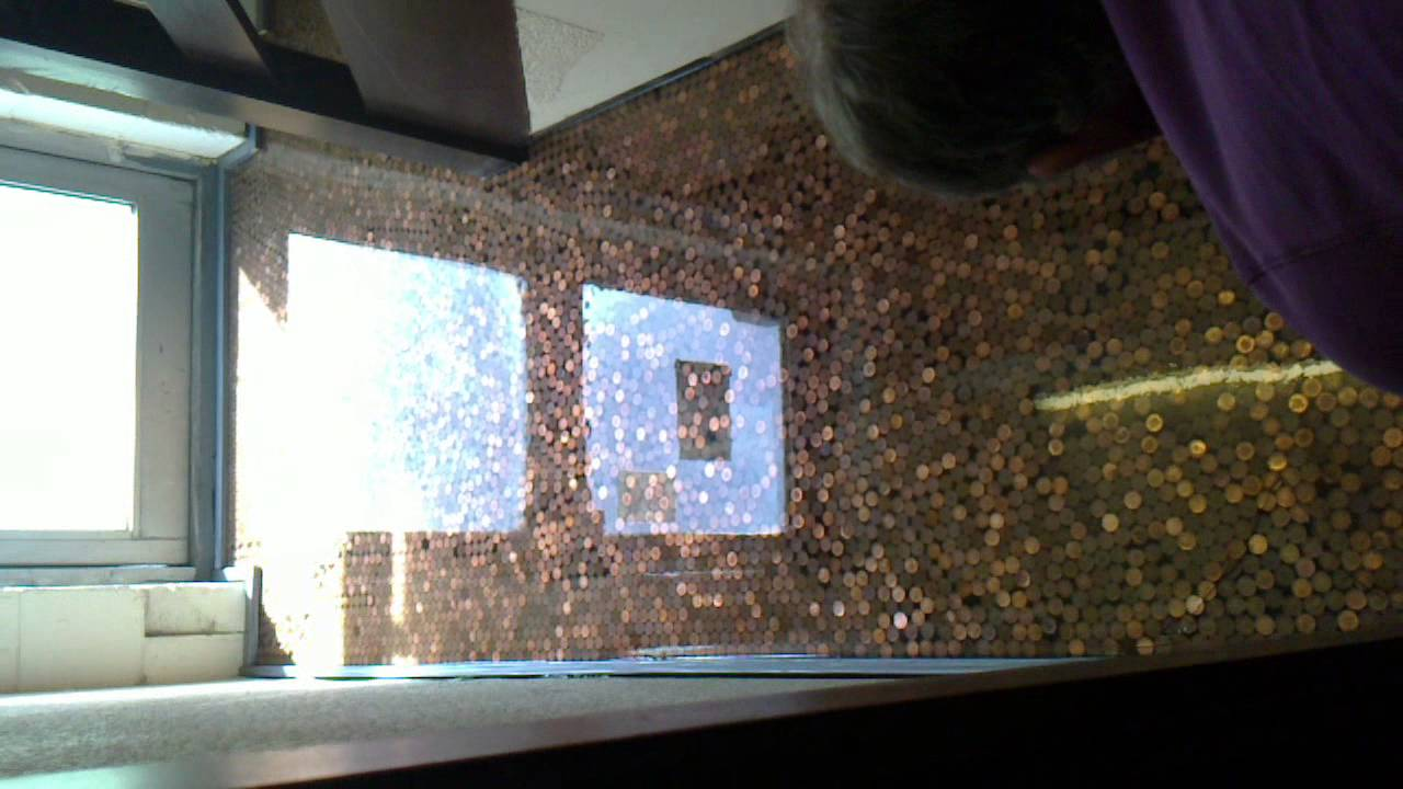 Resin Penny Floor Coverdale Youtube