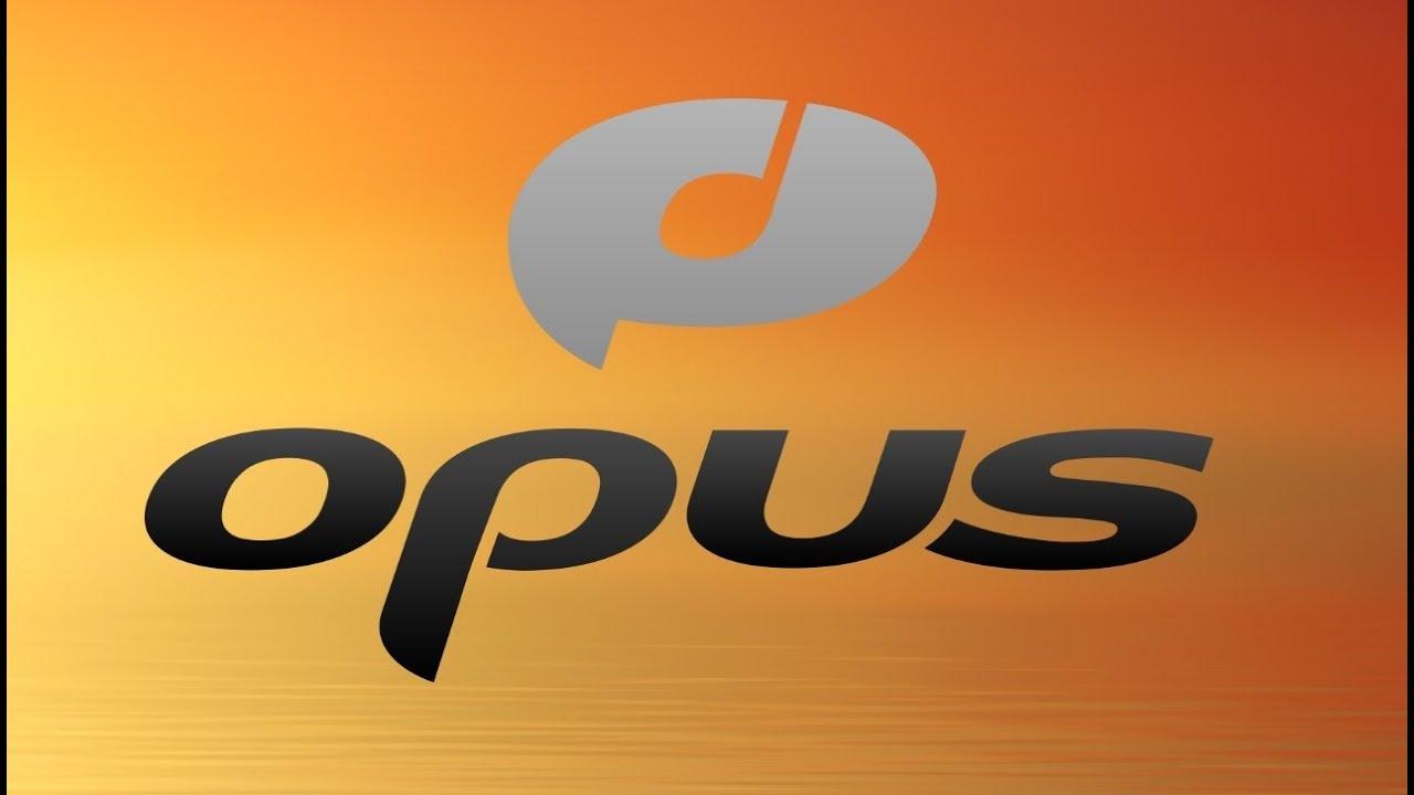 Opus Compression Comparison ( 8 Kbps TO 256 Kbps ) - 4K