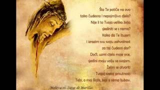 Repeat youtube video KRUNICA PREDRAGOCJENOJ KRVI KRISTOVOJ