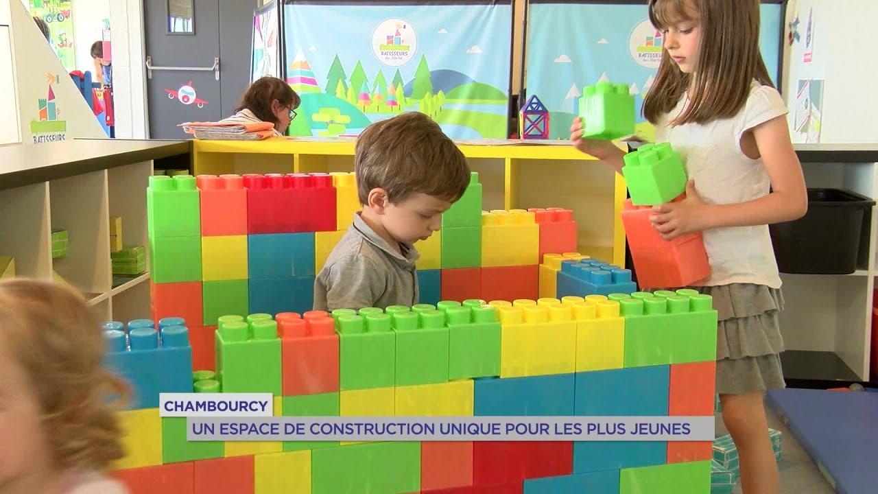 Yvelines | Chambourcy : Un espace de construction unique pour les plus jeunes