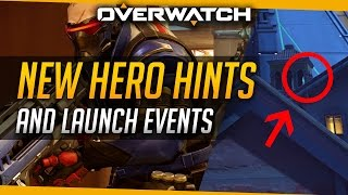 Overwatch | New Hero Hints & Launch Events