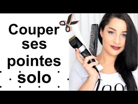 Comment se couper les pointes toute seule youtube - Comment se couper les pointes toute seule ...