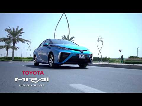 Al Futtaim Motors Sets Up First Hydrogen Fuelling Station In Dubai & Introduces The Toyota Mirai