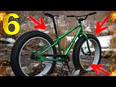 6 ЛАЙФХАКОВ С ВЕЛОСИПЕДОМ  /лайфхаки для велосипеда зимой / лайфхаки для велика
