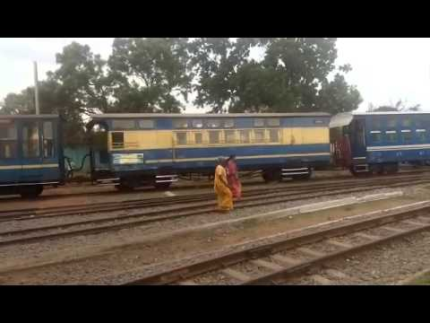 Steam loco doing shunting duties