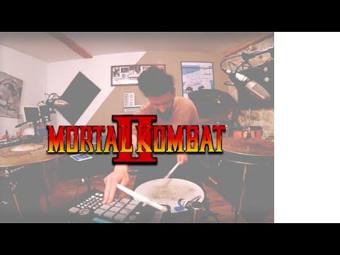 MORTAL KOMBAT 2 - Drum Cover