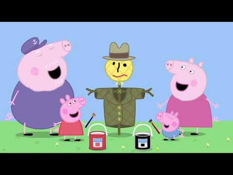 Peppa Pig Episodes | Peppa and the Animals! | Cartoons for Children