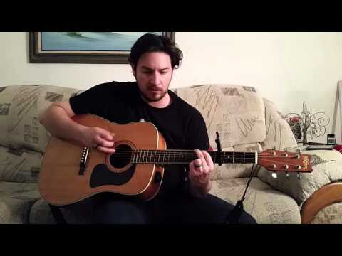Johnny Cash - Streets of Laredo (Cover)