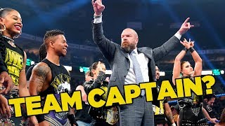 Could Triple H Join Team NXT? - WWE SmackDown Preview