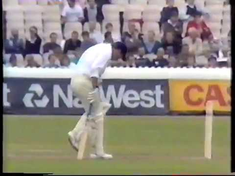 Essex V Notts Refuge Assurance Final 1989