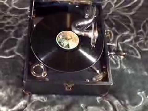 Koffergrammophon