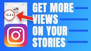 10 TRICKS FOR MORE VIEWS ON YOUR INSTAGRAM STORIES