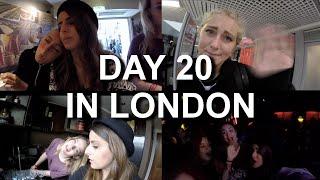 Ciao ciao Sofi (#LondonLife Day20) || K4U Vlogs.
