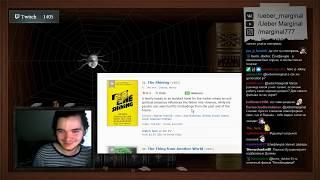 Маргинал комментирует топ 500 хорроров на IMDB | Маргинал рекомендует хорроры