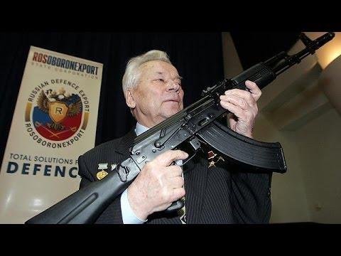 Mikhail Kalashnikov, designer