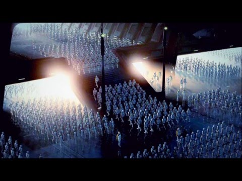 Star Wars - The Dark Side March (Droid march + Imperial march)