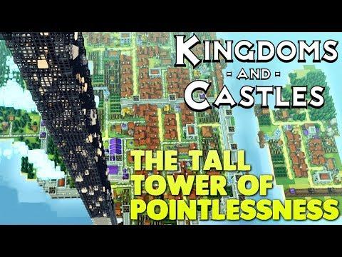 BUILDING OFF-CAMERA | Kingdoms and Castles Ports and Merchants