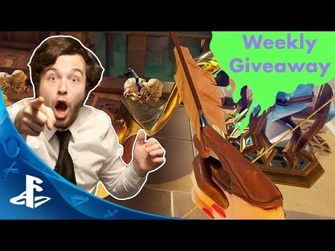 Play Ancient Amuletor 2 Days Early | Brookhaven Aim Patch & Fantastic Contraption | Weekly Giveaway