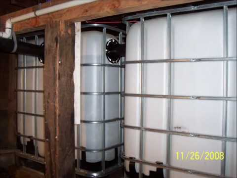 How To Build A Rainwater Harvesting Amp Greywater Collecting