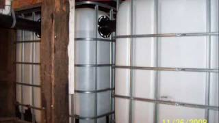 How To Build A Rainwater Harvesting & Greywater Collecting System Diy