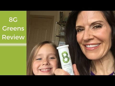 8G Greens Review