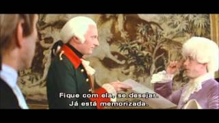 W. Amadeus Mozart X Antonio Salieri - Filme AMADEUS (Leg. Português)